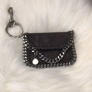 Stella McCartney Falabella key chain/pouch